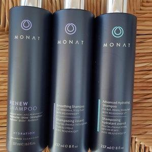Monat shampoo bundle